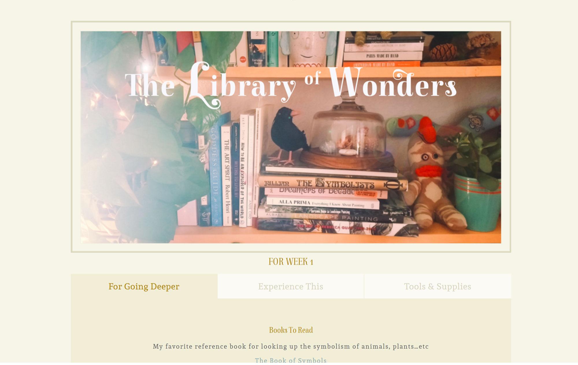 library-of-wonders